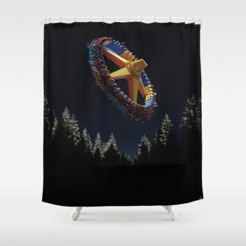 alien-nation-shower-curtains