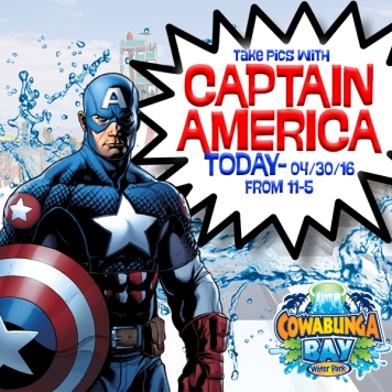 Captian AmericaTODAY