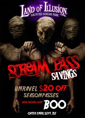 Save $20 on Season Passes2
